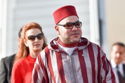 الملك في زيارة خاصة بفرنسا ويعود قبل رمضان للمغرب