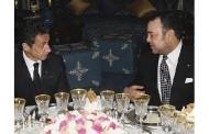 ساركوزي يشيد بالعمل الذي يقوم به جلالة الملك محمد السادس من أجل التوفيق بين حداثة المغرب وهويته
