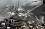 113 قتیلاً في تحطم طائرة عسكرية أندونيسية