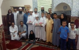 براعم ثلاثاء الأولاد يتوجون قي مسابقة تجويد القرآن الكريم